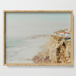 Ocean View Serving Tray