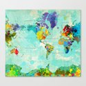 World Map - 8 by redssr03