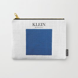 Klein - Blue Monochrome Carry-All Pouch