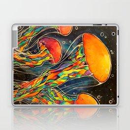 Rainbow Jellies Laptop & iPad Skin