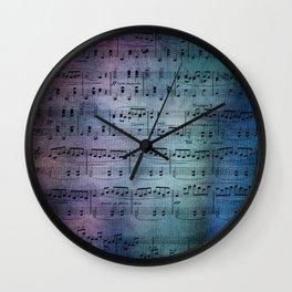 The Symphony Wall Clock