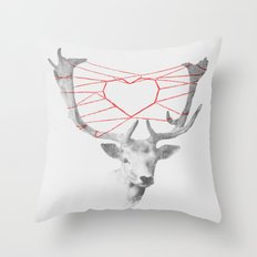 How are you dearie Throw Pillow