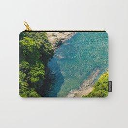 Enoshima Shores Carry-All Pouch