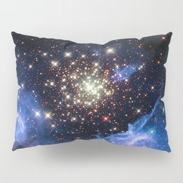 Star Cluster Pillow Sham
