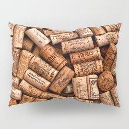 Corks,wine corks Pillow Sham