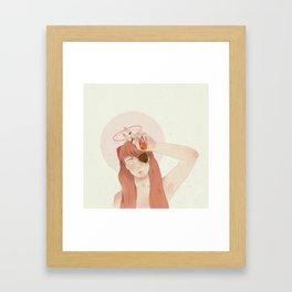Asuka Langley 02 Framed Art Print