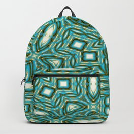 Turquoise Gems Backpack