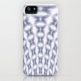 Cross bows pattern iPhone Case