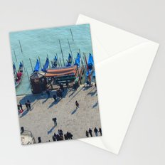 Venice from Above Stationery Cards