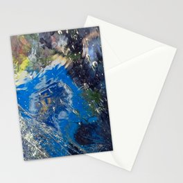 Under Ice Stationery Cards