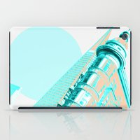 san francisco iPad Cases featuring San Francisco by DM Davis