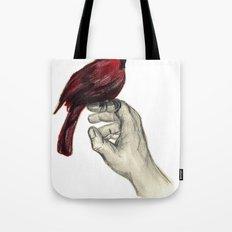 Cardinal Focus Tote Bag