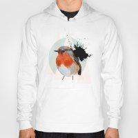 robin Hoodies featuring Robin by Stroke a Bird