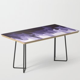 purple cats Coffee Table