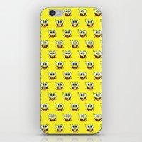 spongebob iPhone & iPod Skins featuring SPONGEBOB by September 9