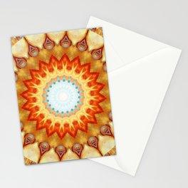 Mandala magnificence Stationery Cards