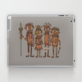 The cannibals Laptop & iPad Skin