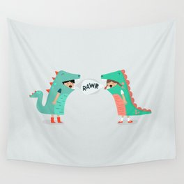 means 'I love you' Wall Tapestry