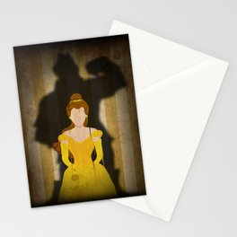 Shadow Collection, Series 1 - Rose Stationery Cards
