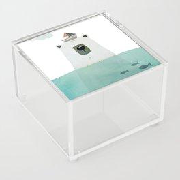 Polar bear Acrylic Box