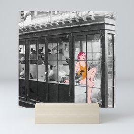 Exhibit X Mini Art Print