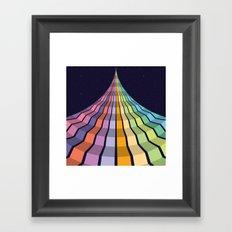 Space Walk #2 Framed Art Print