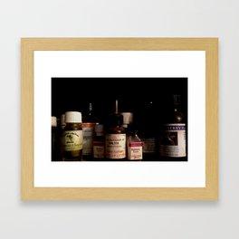 cocina Framed Art Print