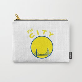 Golden State Retro Carry-All Pouch