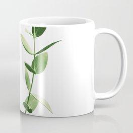 Minimal Eucalyptus Dream #2 #foliage #decor #art #society6 Coffee Mug