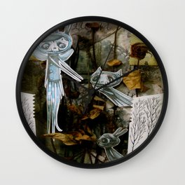 +{*^*}+ Wall Clock