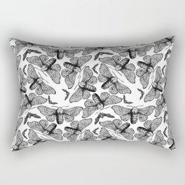 Moths&Bats Rectangular Pillow