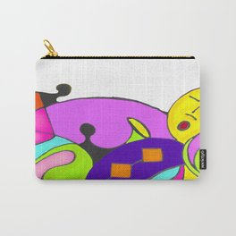 Can you feel the music Carry-All Pouch