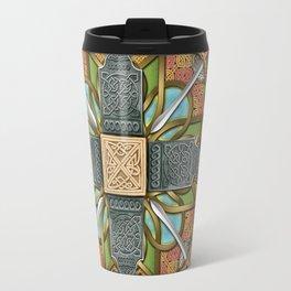 Mandala Celtic Glory Travel Mug