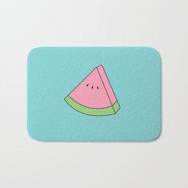 Summer Watermelon Bath Mat