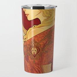 Blood and Wine Travel Mug
