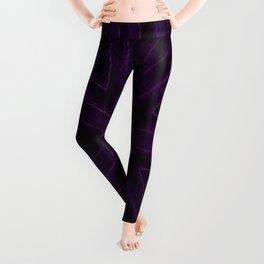 Eggplant Purple Leggings
