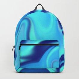 Anguilla Color Melt Tye Dye Backpack