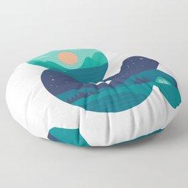 Day & Night Floor Pillow