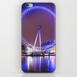 London Eye iPhone Skin