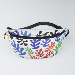 Matisse Floral Pattern #1 Fanny Pack