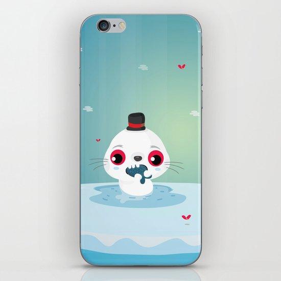 Seal iPhone & iPod Skin