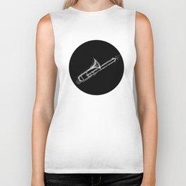 Trombone Biker Tank