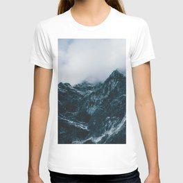 Cloud Mountain - Landscape Photography T-shirt
