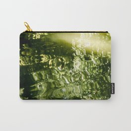 Reflecting Greens Carry-All Pouch