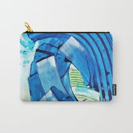 No wave too high Carry-All Pouch