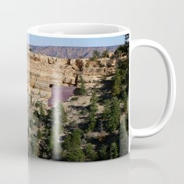 Angel's Window At Cape Royal Grand Canyon Coffee Mug