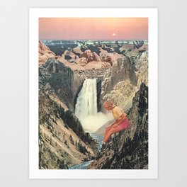 Grand Canyons Art Print