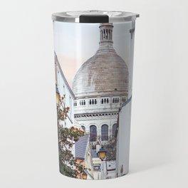 I love Montmartre, Paris. Travel Mug