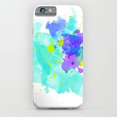 Aria-Watercolor Abstract series V.2 iPhone 6s Slim Case