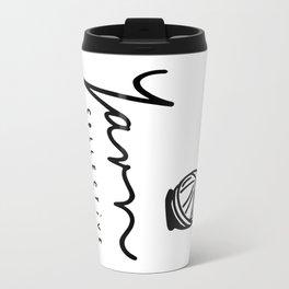 Yarn Collective Metal Travel Mug